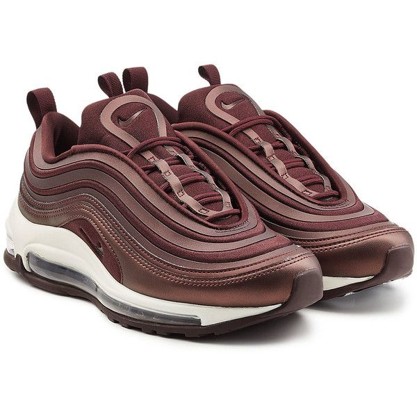 Tratamiento Preferencial temporal Herméticamente  Nike Air Max 97 Ultra '17 Sneakers (€175) ❤ liked on Polyvore featuring  shoes, sneakers, red, mesh shoes, red… | Nike air max, Nike sneakers women,  Sneakers fashion