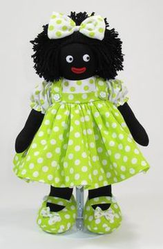 making golly dolls - Google Search