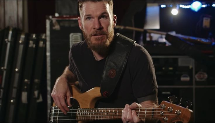 Watch Tim Commerford Star in Ernie Ball Music Man's New 'Inspired By' Web Series