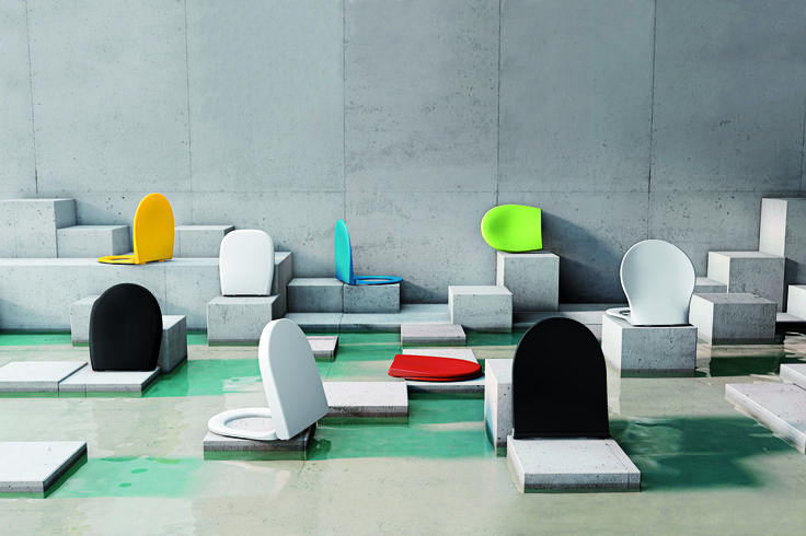 Pressalit-Seats