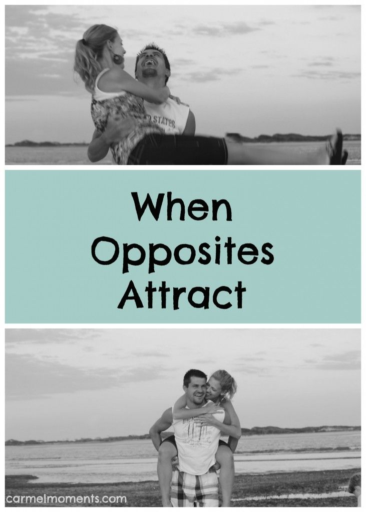 Is it true that opposites attract in a relationship