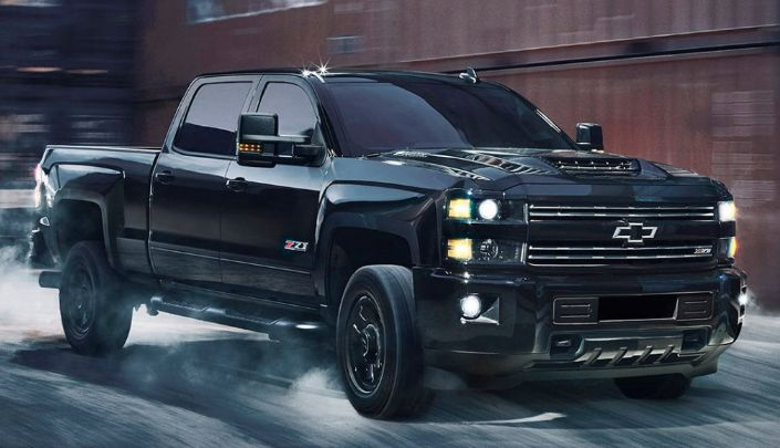 2020 Chevy Silverado 2500HD Rumors and Review | Chevy ...