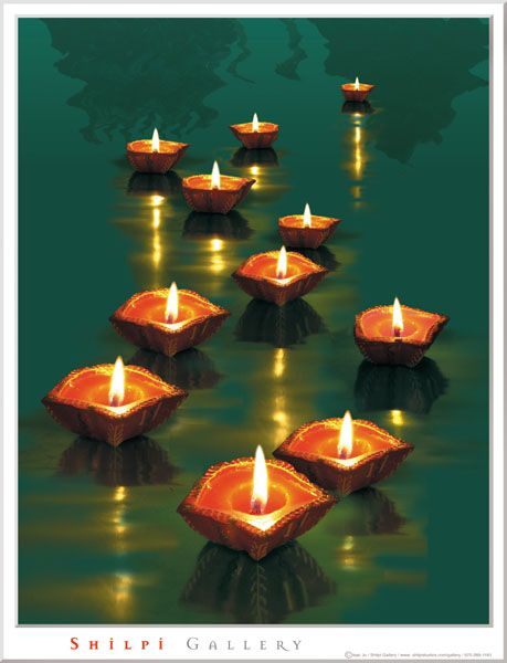 Diwali, the festival of lights, celebrates the victory of good over evil, light over darkness, and knowledge over ignorance. Lamps are lit on this day not just to decorate homes, but also to communicate a profound truth about life -- when the darkness within is dispelled through the light of wisdom; the good in us wins over the evil.