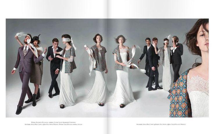 Elisabetta Polignano on White Sposa - Russia - #weddingmagazine