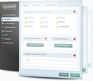 Awesome Responsive Premium WordPress Themes http://sundaestudio.com elegantthemes  wordpress theme