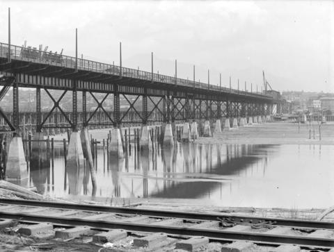 Vancouver History: Granville Street Bridge » Vancouver Blog Miss604