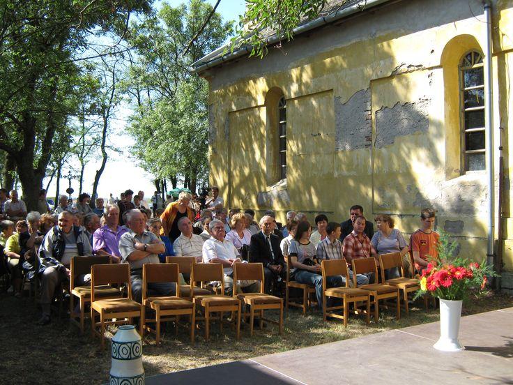 Makó-Bogárzó - Képgaléria - Templom - Búcsúk - 2009