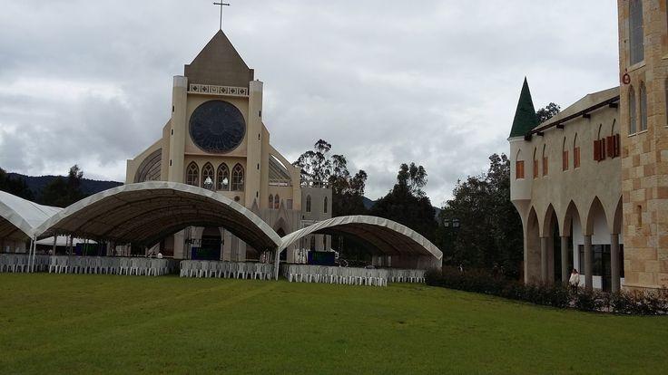COOPERADORES DE LOS HERALDOS DEL EVANGELIO - CHIQUINQUIRÁ: agosto 2015
