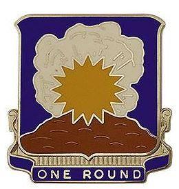 75th Cavalry Regiment Unit Crest (One Round) 101ST AIRBORNE STICKERS