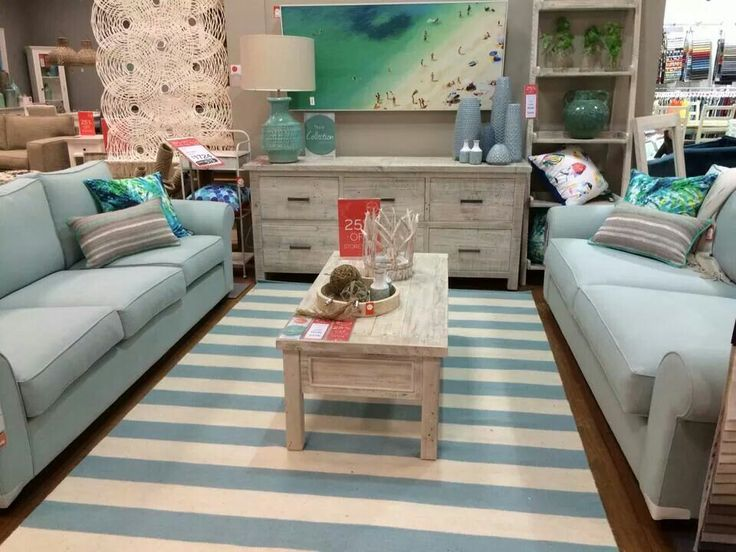 17 Best Images About Coastal Style On Pinterest Sofa End