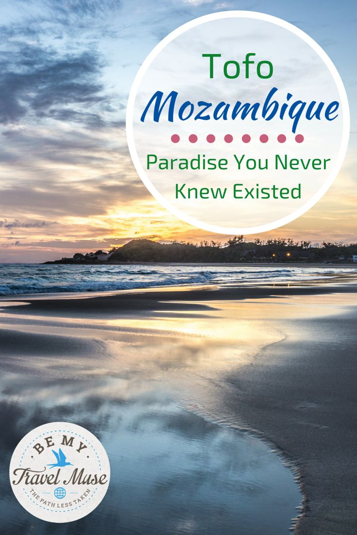 Tofo, Mozambique, is paradise. Thanks to limited information in general on Mozambique, it's still a peaceful place. Here's the best of Tofo.?