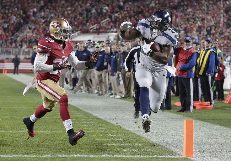 PHOTOS: Seahawks vs. 49ers, Thanksgiving 2014