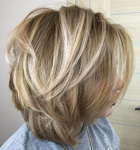 25 Short Layered Bob Hairstyles 2017 2018 Hairstyles Pinterest
