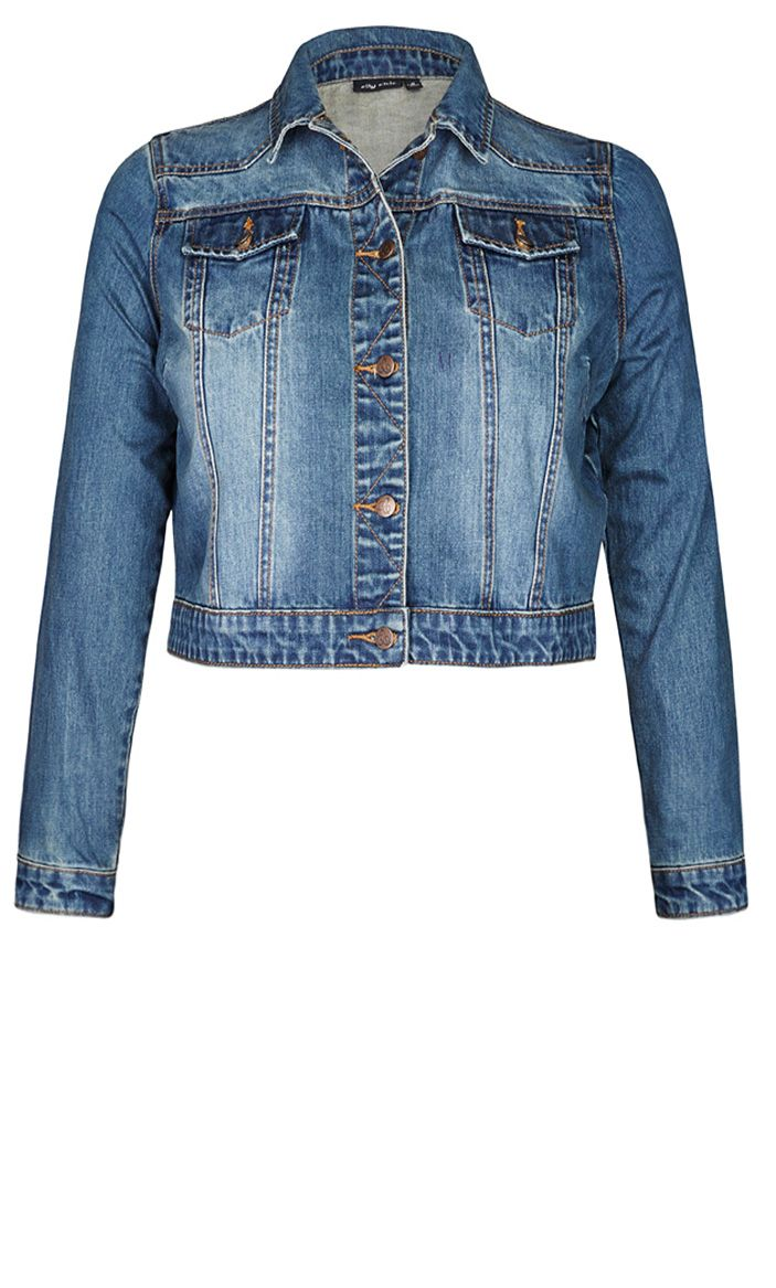 A staple piece in any summer wardrobe, get your hands on the Classic Denim Jacket in Ivory.    Key Features Include:  - Classic button down neckline  - Front flap pockets  - Full length sleeve with button up cuff  - High denim fibre retention to maintain shape  - Signature Chic Denim gunmetal hardware throughout  - Relaxed fit