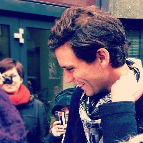 Mika and fans - ???