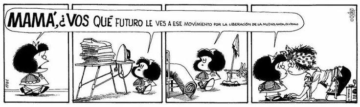 ¿Estamos preparados para el futuro? Mafalda y la liberación de la mujer