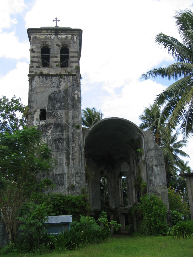German Church in Pohnpei