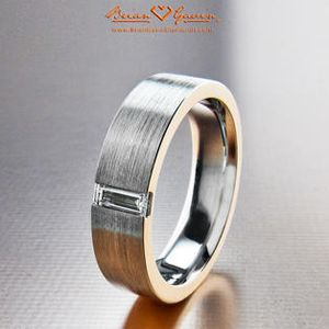 How To Choose A Men S Wedding Band