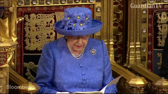 May presents bills in Queen's Speech to take Britain out of EU   By AFP       Prime Minister Theresa May on Wednesday presented eight draf...