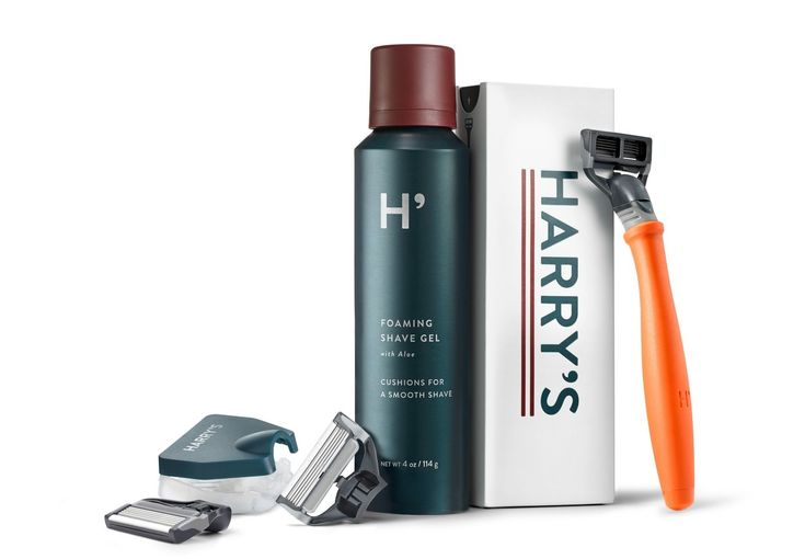 Harrys Father's Day Shave Set -  If you are struggling with what to get your dad this Father's Day, then look no further than Harry's Father's Day Shave Set. Containing one of the company's trademark Winston razor handles, one foaming shave gel, three blade cartridges, one silver razor stand and one travel blade cov... Chill Things