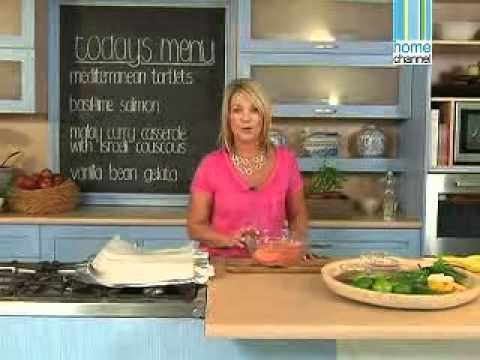 SHARON'S SIMPLE STYLISH MEALS - Series 2 Episode 11 - Saturday Dinner Party - YouTube  #cooking
