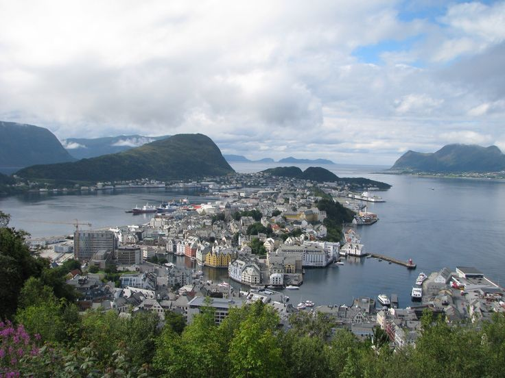 Alesund - Norway