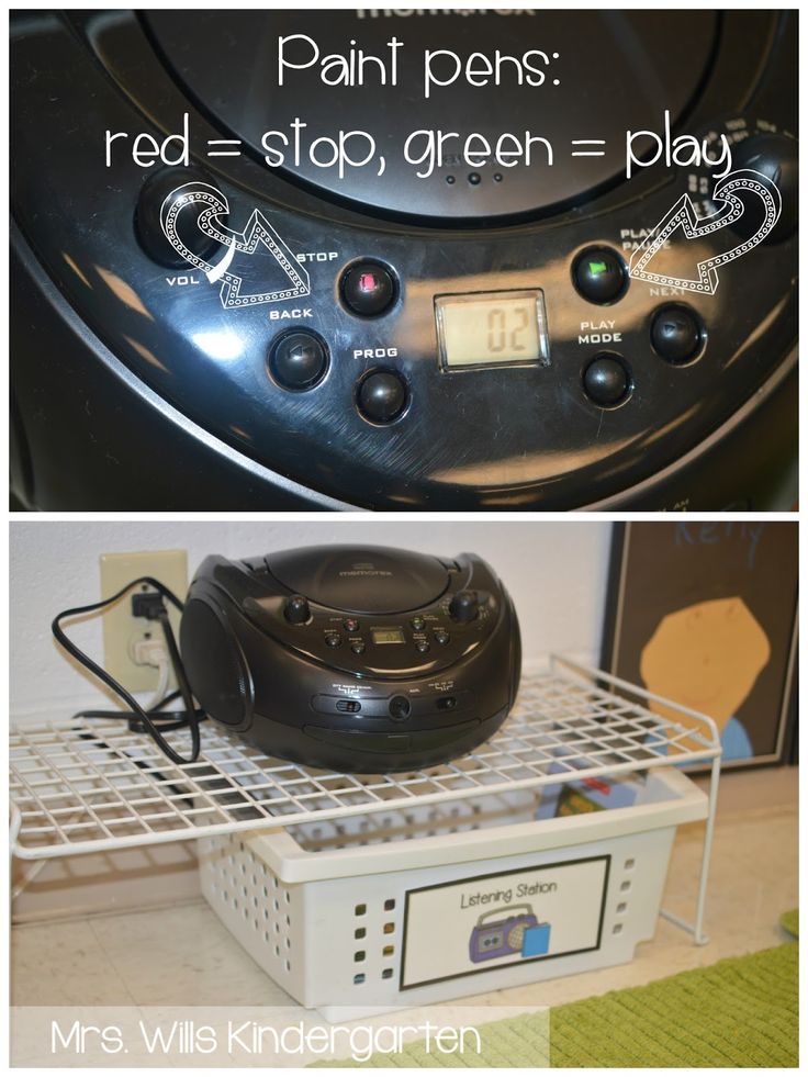 Listen UP! Listening Stations-5 questions answered!  Great post here!