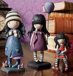 Image is loading Santoro-London-Gorjuss-Range-Collection-Figure-Figurine-Ornament-
