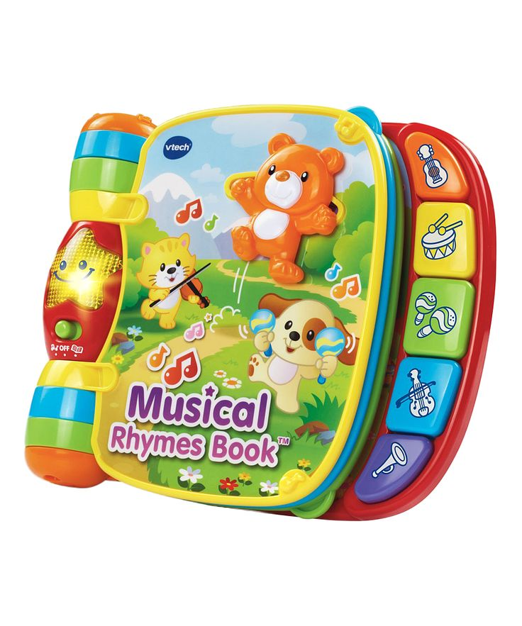 Musical Rhymes Electronic Book