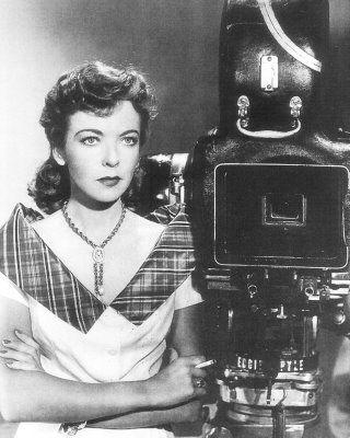 Ida Lupino- actress and director