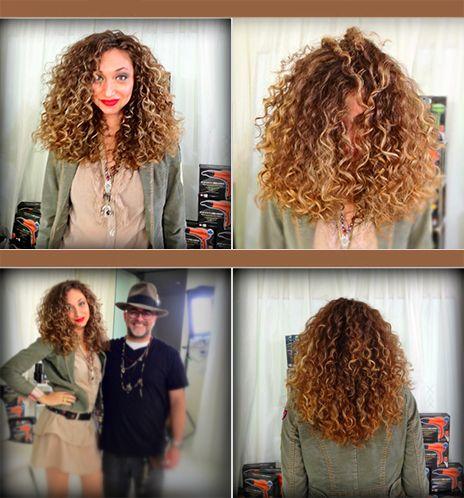 capella salon studio city hair and skin care curly