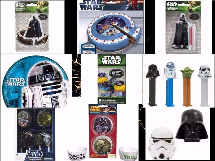 Ideeën voor een Star Wars taart
