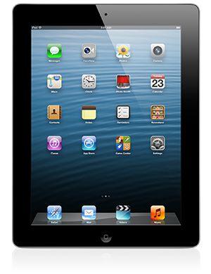 iPad.  I love my iPad...and my Apple stock.
