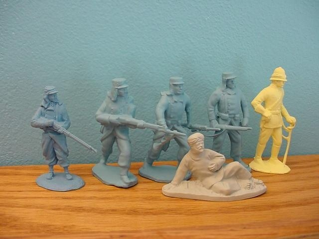 60mm WOUNDED ARAB French Foreign Legion Marx Captain ...