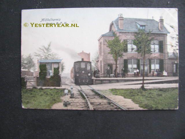 Middelharnis 1916