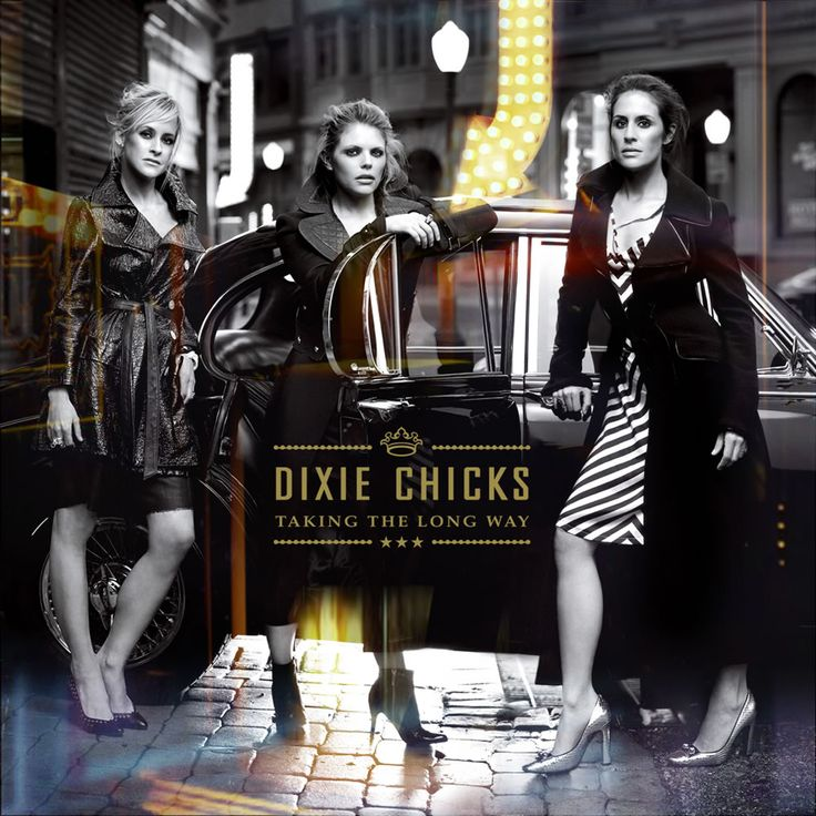 The country music establishment turned viciously on the Dixie Chicks after singer Natalie Maines publicly disavowed President George W. Bush as he prepared for the 2003 invasion of Iraq. Description from ca.complex.com. I searched for this on bing.com/images