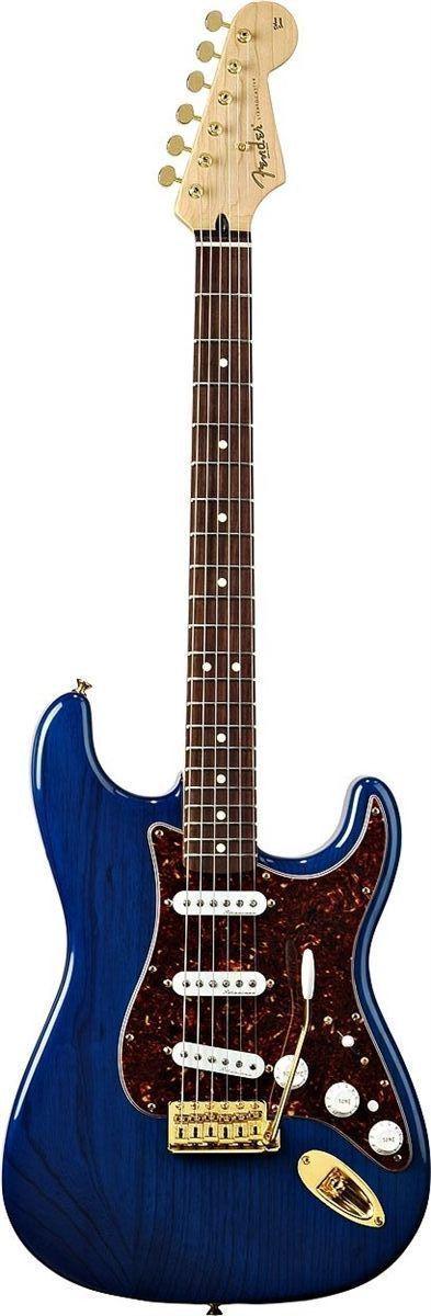 Fender Deluxe Players Stratocaster Electric Guitar www.guitaristica.org #electricguitar #guitars #guitaristica