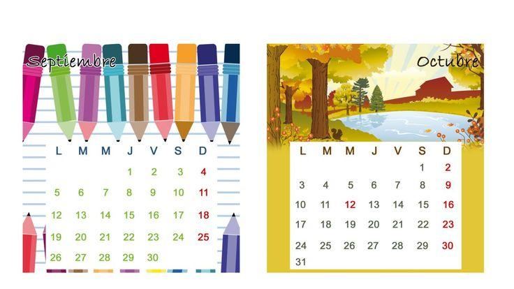 Resultado de imagen para calendario de septiembre 2016 animado