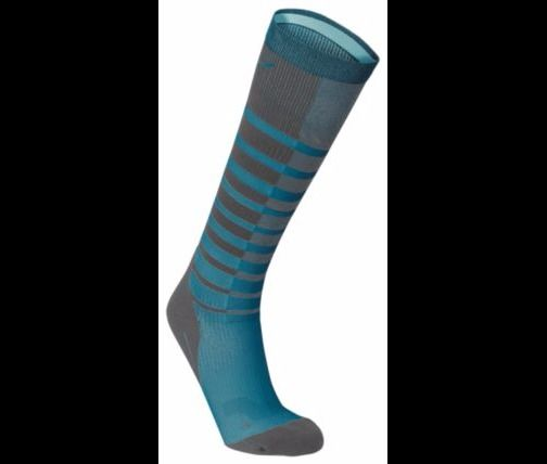 2XU Striped Performance  Compression Women Socks Gift Unique Circulation NEW! #2XU #KneeHigh