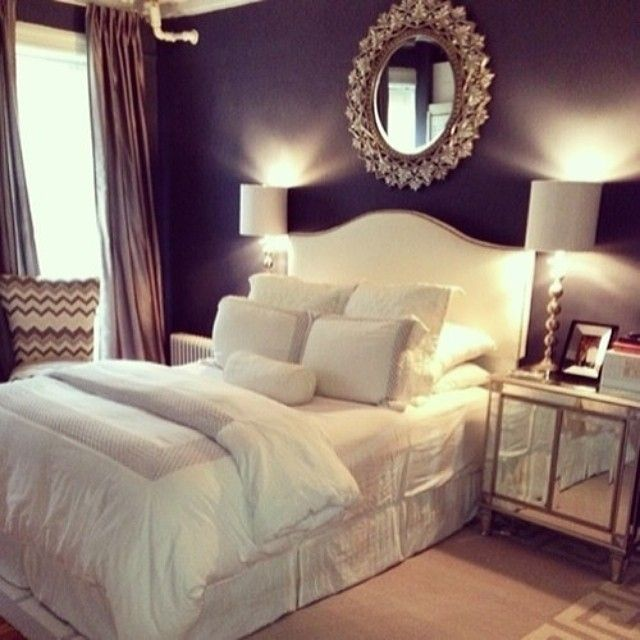 1000+ Ideas About Purple Gray Bedroom On Pinterest