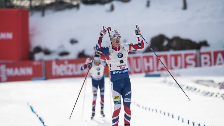 2107 IBU World Championships - International Biathlon Union - IBU