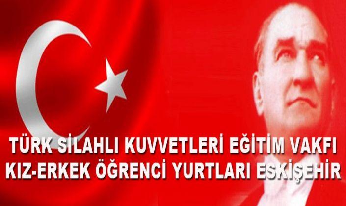 Eskişehir TSK Eğitim Vakfı Öğrenci Yurdu http://yurt.unibilgi.net/yurt/eskisehir-tsk-egitim-vakfi-ogrenci-yurdu/
