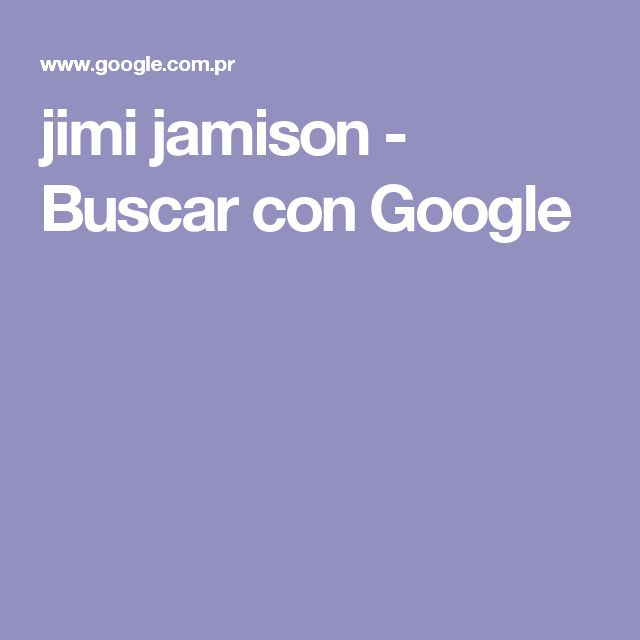 jimi jamison - Buscar con Google