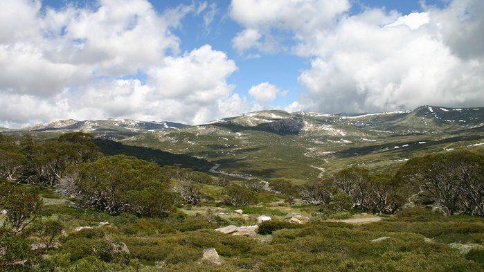 A peak into Australia's alpine region - Geography (3,4,8)