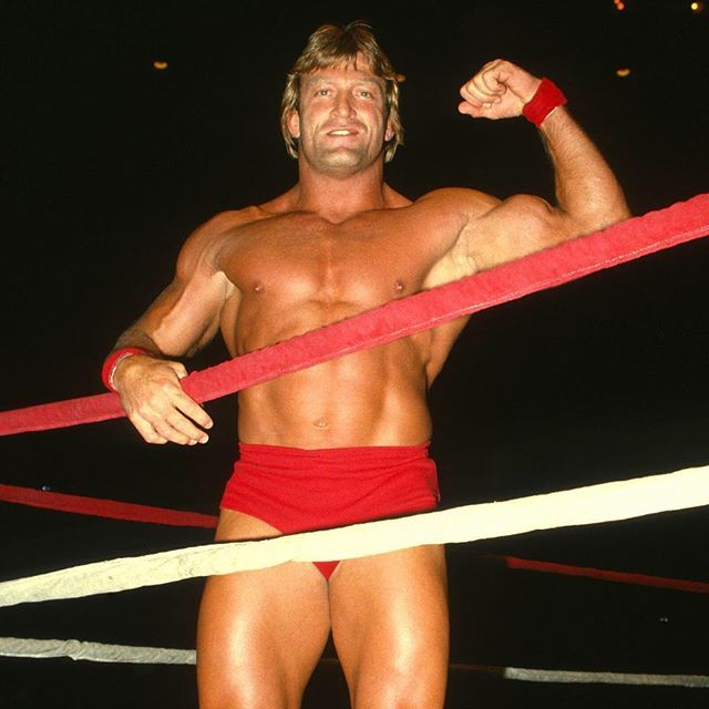 "wwe Happy birthday to #WWE Hall of Famer, ""Mr. Wonderful"" #PaulOrndorff!  2017/10/30 04:18:16"