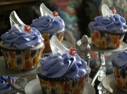 Perfect for a Cinderella inspired party, bridal shower or Disney wedding