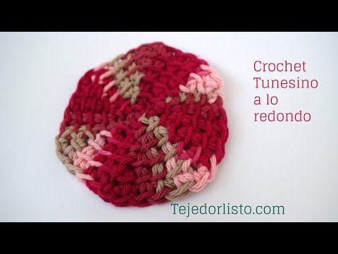 Como hacer una aguja tunecina para crochet - YouTube