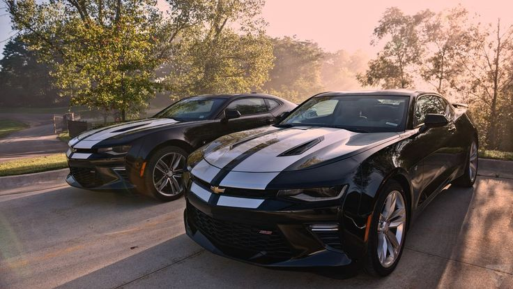 Lean muscle: driving the lighter, better 2016 Chevy Camaro SS