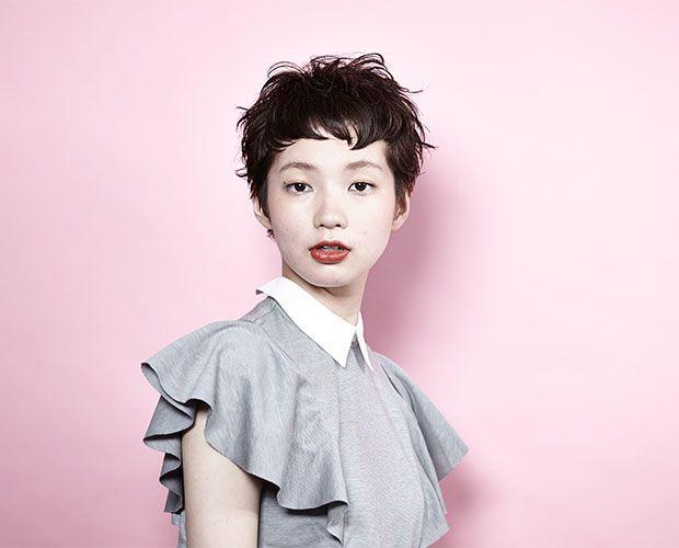 Rougy/上原健一 髪型 ヘアカタログ