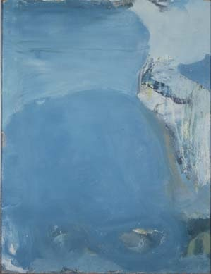 peter lanyon' silent coast is my favourite picture, its blue!1978.263low. Blue that is warm and muted.
